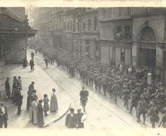 PICARDIE - 80 - SOMME - AMIENS - 1er Septembre 14 - Entrée Des Allemands Dans La Ville - Animation - Guerre 1914-18