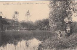 02 Jeantes         Canton D'Aubenton, Etang Du Moulin - Autres Communes