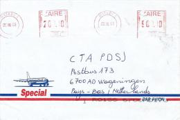 DRC RD Congo 2008 Matadi 1 FRAMA ZAIRE Cover - Democratische Republiek Congo (1997 - ...)