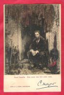 Jozef Israëls-Een Zoon Van Het Oude Volk- Très Belle Cpa 1901 - Judaisme