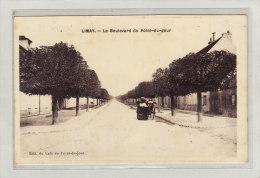 LIMAY (78) / Le Boulevard Du Point-du-Jour / Petite Animation - Limay