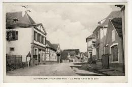 67-SCHWINDRATZHEIM-LA  MAIRIE  N149 - Frankrijk