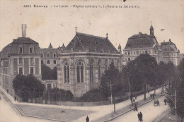 """RENNES  LE LYCEE """"HOPITAL MILITAIRE""""(dil84) - Rennes"""