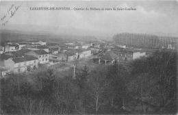 31-87 CPA  LABARTHE  DE RIVIERE Quartier De Bédiaou Et Route De Saint Gaudens     Belle Carte - Autres Communes