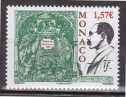 Monaco - 2006 -  Rudyard Kipling -   N° 2569     - Neuf ** - MNH - Nuovi
