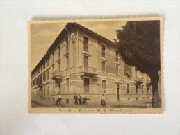 VERCELLI CASERMA R.R. CARABINIERI NON VIAGGIATA - Vercelli