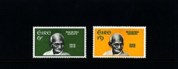 IRELAND/EIRE - 1969  MAHATMA  GANDHI  SET  MINT NH - 1949-... Repubblica D'Irlanda