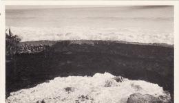 Photo Originale Janvier 1917 MENTON - Dégats Causés Par L´orage Du 12 Décembre 1916 (A36) - Menton