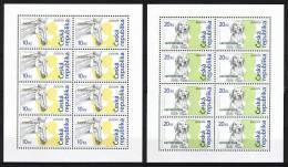 CZECH/Tschechische Rep. EUROPA 2006 Integration Sheetlets/Klb** - 2006