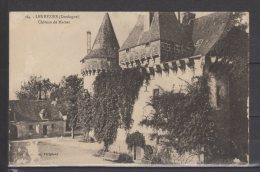 24 - Les Eyzies - Chateau De Marzac (dordogne) - France