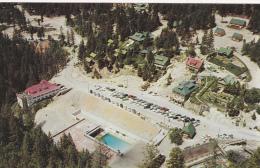 Air View , Radium Hot Springs , B.C.  , Canada , 50-60s - British Columbia
