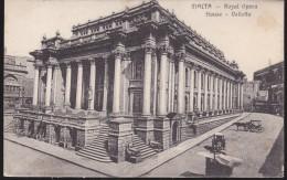 CPA - (Malte) Malta - Royal Opera (datée 1915) - Malta