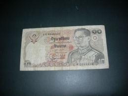 Tailandia 10 Baht - Tailandia