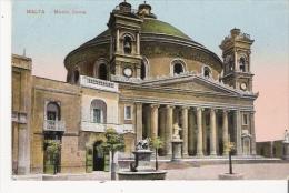 MALTA MUSTA DOME - Malte