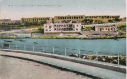 MALTA SAINT JULIEN'S BAY PEMBROKE CAMP  1915 - Malte