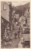 Clovelly, High Street  Angletterre Annes - Clovelly