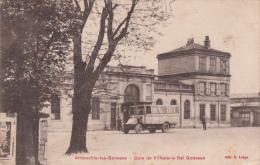 95 - ARNOUVILLE LES GONESSE / GARE DE VILLIERS LE BEL GONESSE - Arnouville Les Gonesses