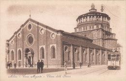 MILANO - CORSO MAGENTA - CHIESA DELLE GRAZIE - TRAM - Milano (Milan)