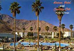 ETATS  UNIS CALIFORNIA PALM SPRINGS RIVIERA HOTEL AND COUNTRY CLUB  PISCINE - Palm Springs