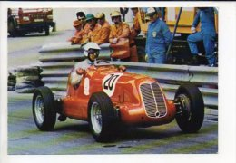 Automobile - A Identifier / Grand Prix De Monaco / Edition La Cigogne / N° C 1  A 4 - Non Classés