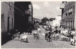 ADEN  Street Scene At Maalla Village  Asis Yémen - Yemen