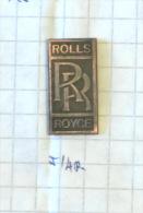 ROLLS ROYCE - (Auto Moto Yugoslavia) - Badges