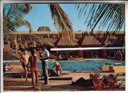 SENEGAL - DAKAR - Hotel DIARAMA - CPSM CPM GF A Priori RARE ? (0 Sur Le Site) - Afrique Noire Black Africa - Senegal