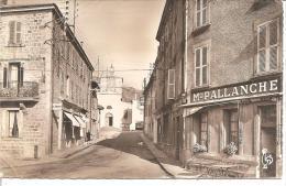 SAIL SOUS COUZAN - La Rue Principale - Magasin De MME PALLANCHE - Autres Communes