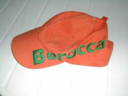 Casquette BEROCCA Orange En Tissu - Caps