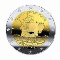 ** 2 EUROS COMMEMORATIVE PORTUGAL 2011 PIECE NEUVE ** - Portugal