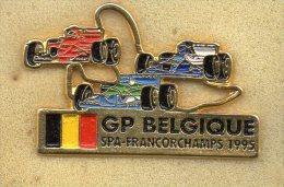 Pin F1 GP Bellgque Spa Francorchamps 1995 Distintivi Pins Spilla Auto - Unclassified