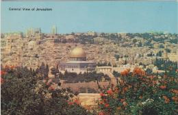 JERUSALEM VUE GENERALE..RELIGION  JESUS - Israel