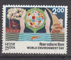 INDIA, 1977,   World Environment Day, , MNH, (**) - India