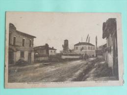 VERBENT - L'Eglise Bombardée. - Macedonia