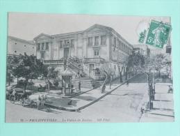 PHILIPPEVILLE - Le Palais De Justice - Skikda (Philippeville)