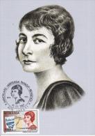 Hortensia   Papadat  Bengescu - Tarjetas – Máximo