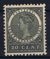 Netherlands Indies: 1903 NVPH Nr 53 MH/*