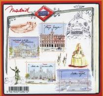 France : Feuillet N° 4730 Xx (année 2013)(timbres N° 4730 à 4733) - Neufs