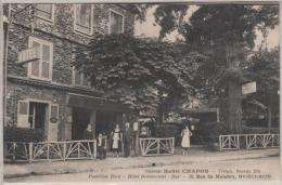 ROBINSON, L'Hôtel De France, Pavillon Bleu, Hôtel-restaurant Henri CHAPON - Francia