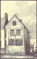 NORD PAS DE CALAIS - 59 - NORD - FLANDRE - CASSEL - CASSELBERG - Vieille Maison Sur La Place - Cassel