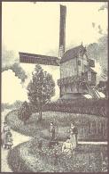 NORD PAS DE CALAIS - 59 - NORD - FLANDRE - CASSEL - CASSELBERG - Le Moulin Du Château - Cassel