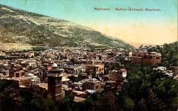 PALESTINE - NAPLOUSE - NABLUS (SICHEM) - SCECHEM. - Palestine