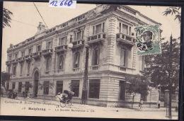 Tonkin - Haïphong - La Société Bordelaise  - Timbres Indochine Française 1912 Recto Et Verso (12´660) - Viêt-Nam