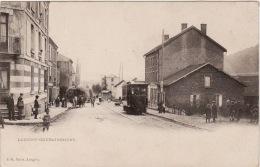 LONGWY GOURAINCOURT  - (Rue Animée ,Tramway) - Longwy