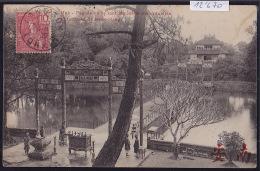 Tonkin - Hué : Pagode Où Se Font Les Cérémonies Rituelles Au Tombeau De Minh-Mang - Indochine Française 1906 (12´670) - Viêt-Nam