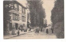 93 ROMAINVILLE  Chemin De MONTREUIL  TRAITEUR VINS Maison WALEDISCH Au Petit Bois Animation - Romainville