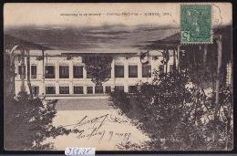Tonkin - Phu-Lang-Thuong : Avenue De La Résidence - Timbre Indochine Française 1906 (12´736) - Viêt-Nam