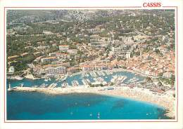CPM - 13 - CASSIS - Panorama (Ed. Mireille) - Cassis