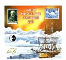 Bloc CNEP N° 49 : Salon D´automne 2007 . Voir Le Scan . Cote Maury : 12 € . - CNEP