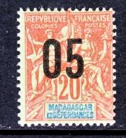 Madagascar  116  * - Madagascar (1889-1960)